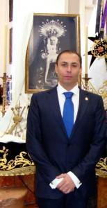 Ignacio Cabello Delgado - Hermano Mayor