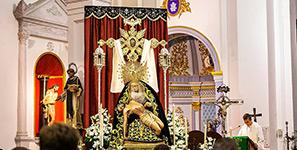 Onomástica Virgen de las Angustias - Presentación Cartel Anunciador de la Coronación
