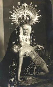 Ntra. Sra. de las Angustias 1952