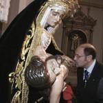 Nombramiento del Pregonero de la Coronación Canónica de Ntra. Sra. de Las Angustias