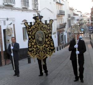 Rosario de la Aurora - Estandarte Mayor
