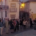 Rosario de la Aurora y V Congreso Nacional de Hermandades y Cofradías de Ntra. Sra. de las Angustias