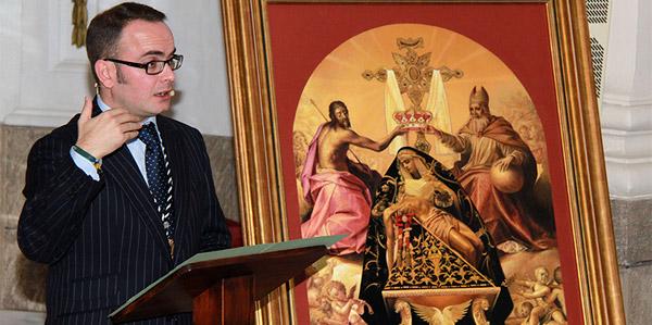 Coronaciones canónicas: la Coronación de Ntra. Sra. de las Angustias