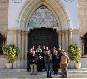 Visita Seminario Mayor de la Diócesis de Málaga 2012