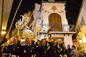 Angustias 2013 - Camarín Piedad