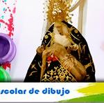 """Concurso escolar de dibujo: """"Una Corona Para La Virgen De Las Angustias"""""""