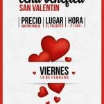 Fiesta Benéfica San Valentín