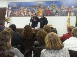 """""""María en la piedad popular"""",  Rvdo. Sr. Diego Muñoz Fernández"""