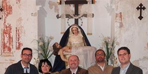 Advocación de María Santísima de las Angustias en la Axarquía