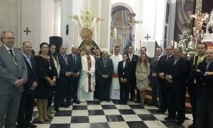 Sexto Día del Septenario - Agrupación de Cofradías
