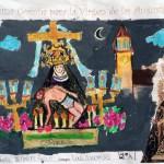 """""""Una Corona Para La Virgen De Las Angustias"""" – dibujos"""