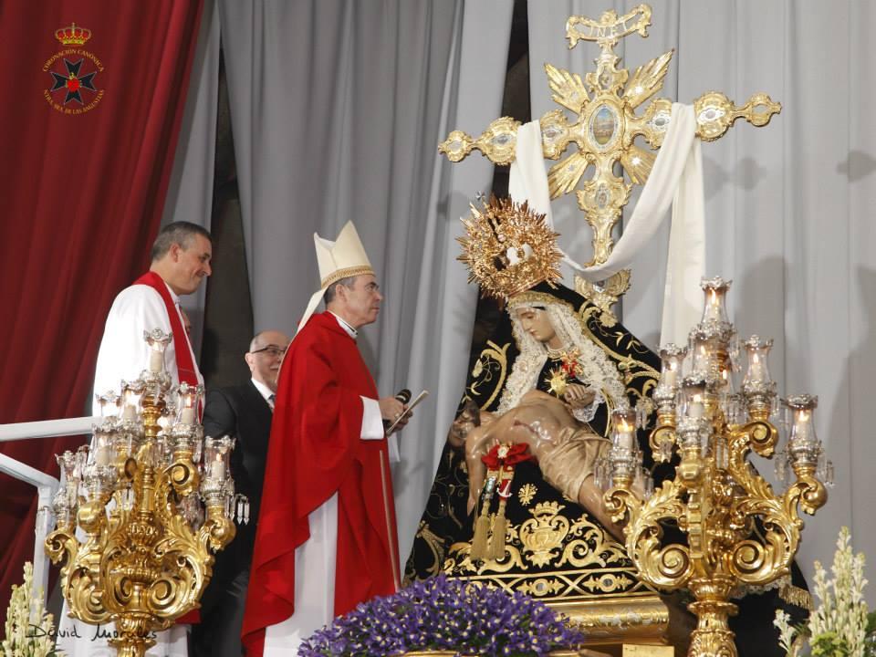 Coronación Canónica a Ntra Sra de las Angustias